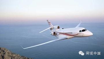 无用武之地?中国富人的私人飞机照买不误