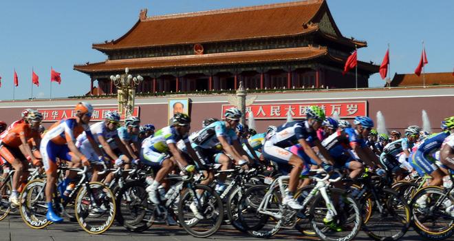 自行车手药检不合格嗔怪中国猪肉