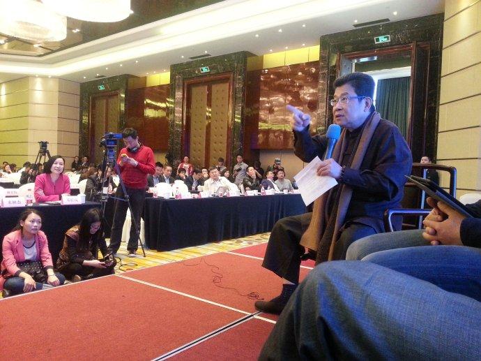 打造红客帝国——记中国新媒体峰会