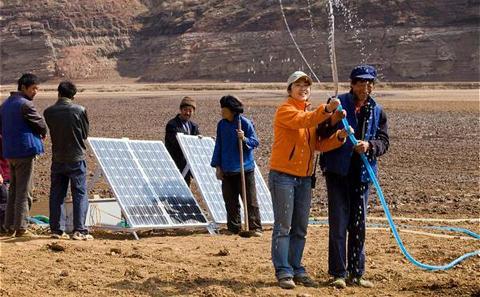 中国可再生能源可替代煤炭