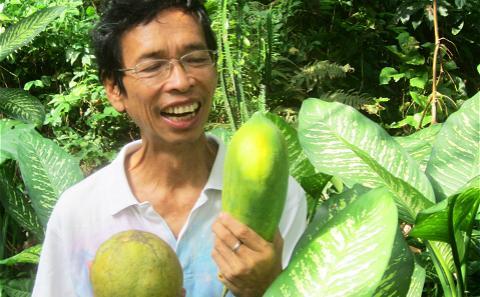 周兆祥:香港绿色素食主义先锋