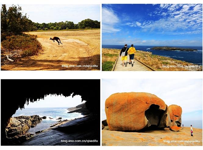 【南澳大利亚】神奇壮丽袋鼠岛