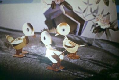 水墨小鸭子画法步骤