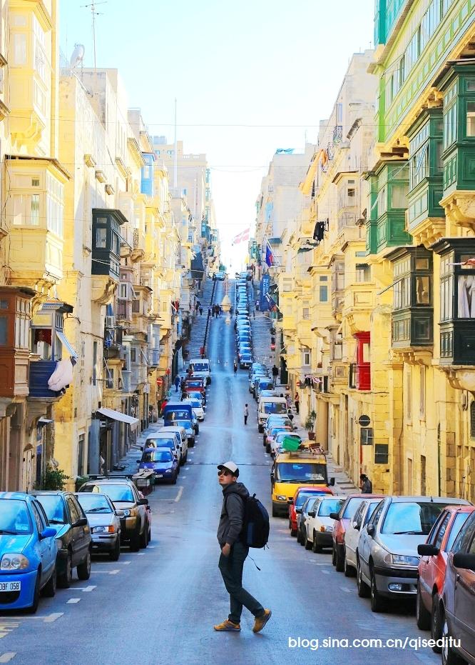 【马耳他】瓦莱塔,最小最美的首都(50图)