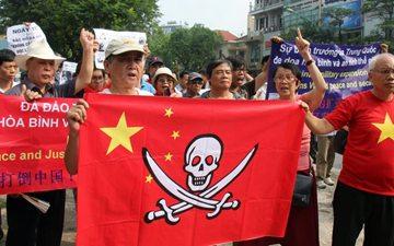 无厘头的越南反华打砸抢
