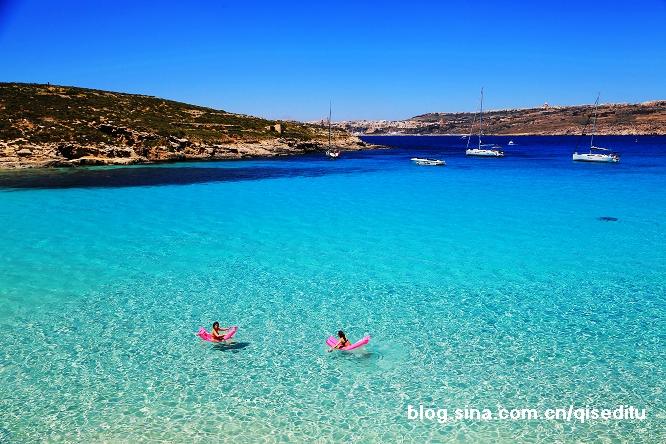 【马耳他】蓝色泻湖与金色城池