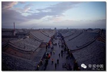 【旁观日记】中国曾经的华尔街——山西平遥