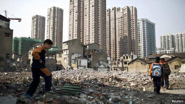 地方债务、影子银行和房地产泡沫 — 难以为继的发展方式