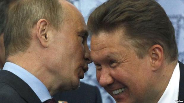 被拉黑的俄罗斯天然气大亨米列尔