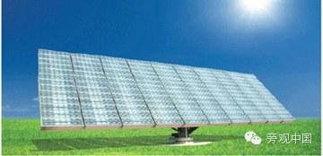 """美国报告说,中国太阳能不够""""绿"""""""