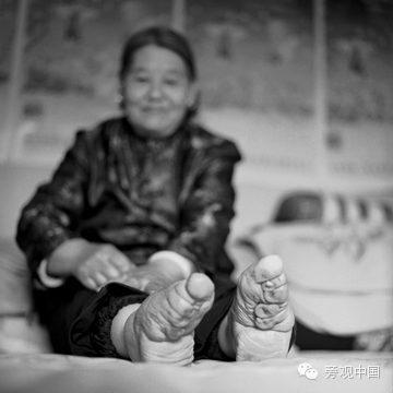【洋吐槽】小脚中国女人的记忆