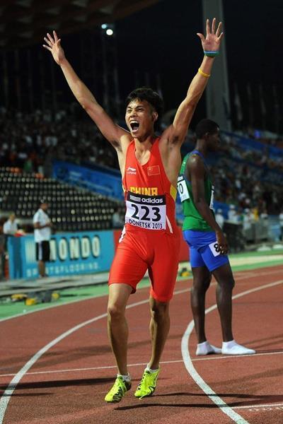 中国致力于打造全球性体育明星