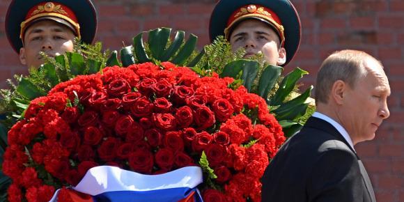 诺曼底纪念日:奥朗德能否让普京再次登陆欧洲?