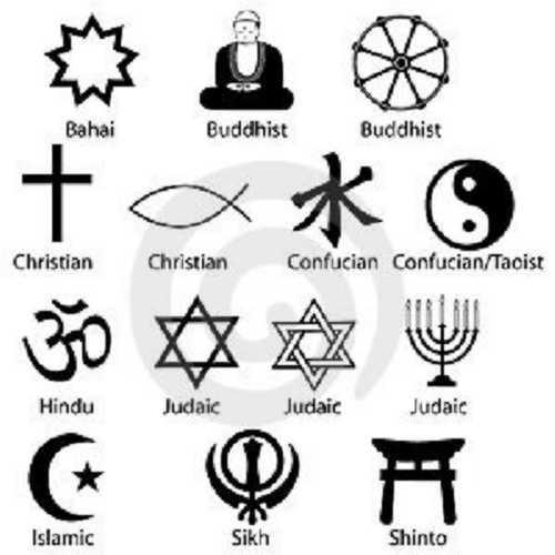 宗教固可尊,信仰亦非斜