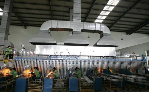 中国太阳能市场正在上行