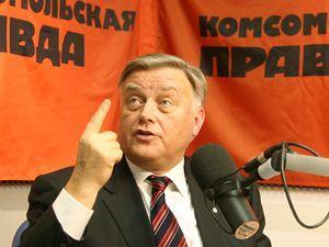 亚库宁:普京振兴俄罗斯只有一条路