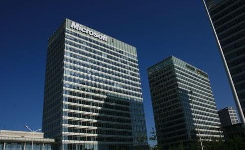 微软碳排放怎么超的标?