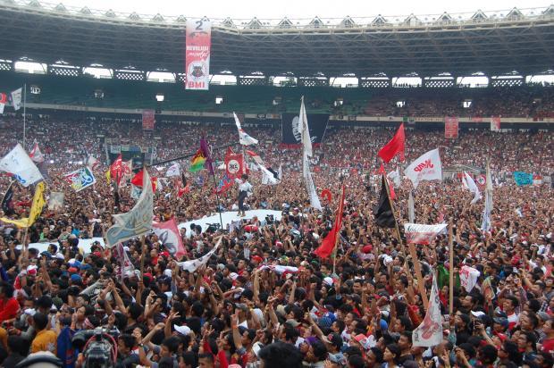 【南洋看中国4】印尼选举的最后弯道