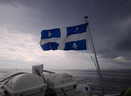 魁北克,遗落在北美的孤儿
