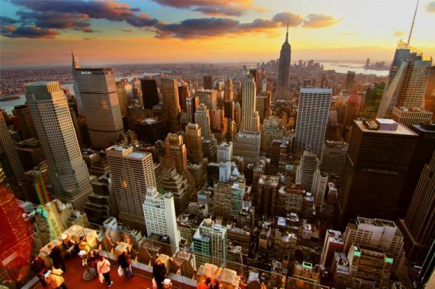 全球化进程中的世界城市与全球城市
