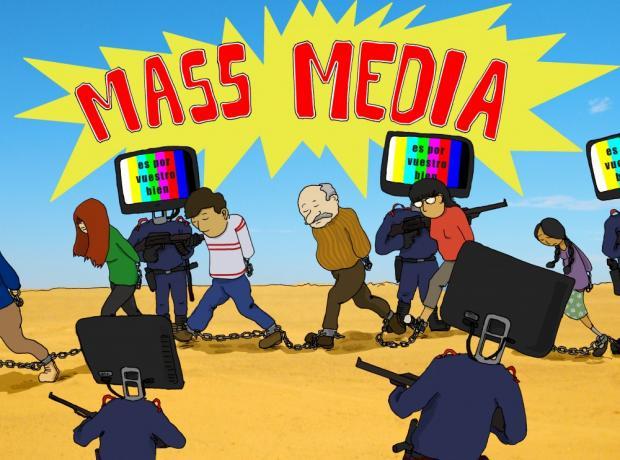 """公共生活的衰落与大众媒介的""""七宗罪"""""""