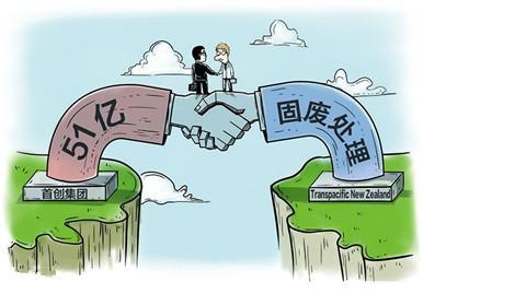 中国企业最大海外环保收购案