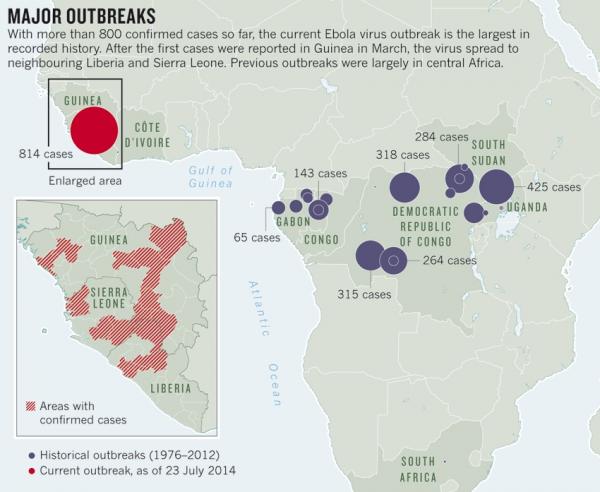 什么时候才能用上埃博拉疫苗?