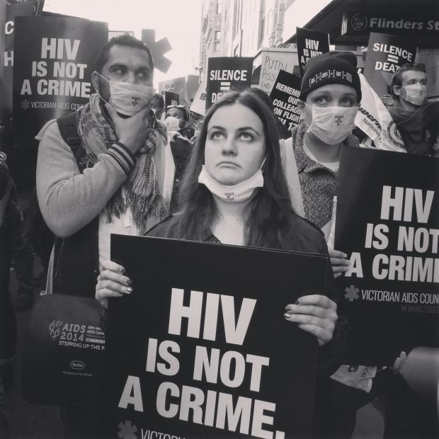 HIV感染者速写之一:孟林