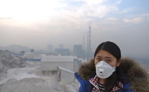 空气污染手机应用能否开启中国数据透明新时代