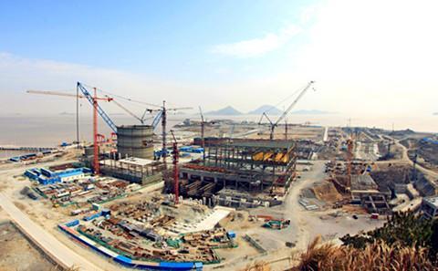 俄罗斯拟在中国东北建核电站