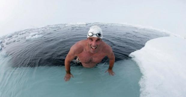 我为什么要通过游泳来拯救七个海洋