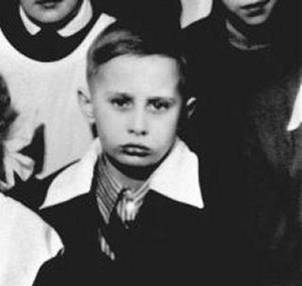 普京的另一个童年