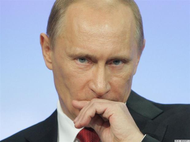 总统警卫谈普京