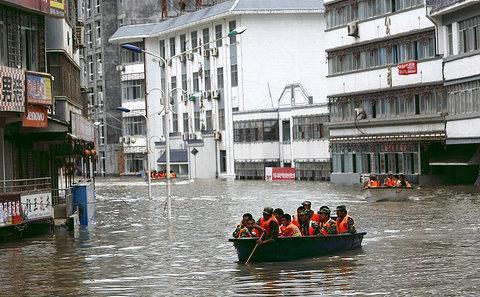 中国亟需应对城市内涝之痛
