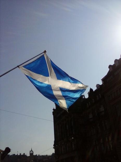 苏格兰终点冲线:一场抉择 两种认同