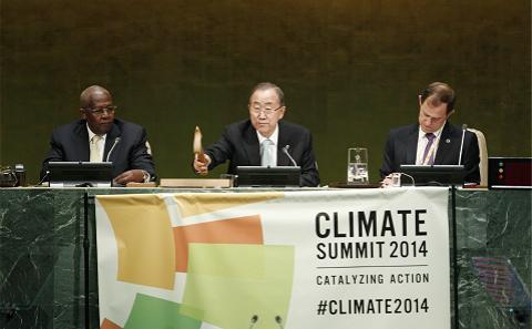 纽约气候峰会未能弥合贫富国家间的分歧