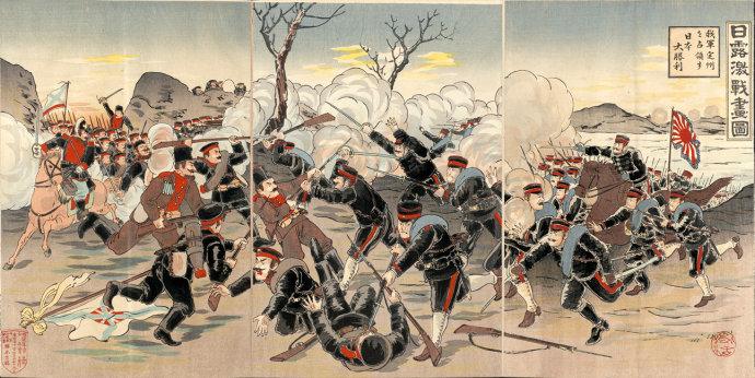 日本最早何时占领东北?