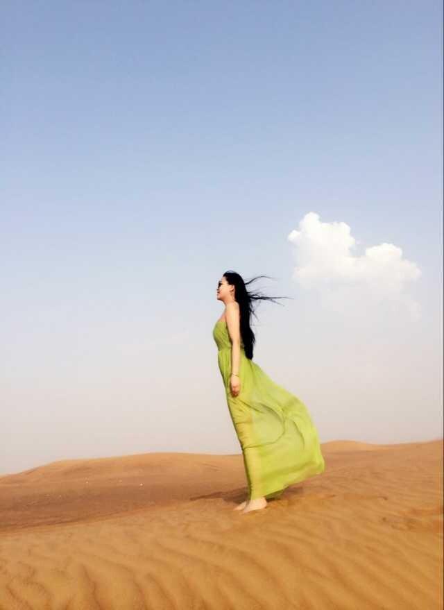 逃离雾霾,跟俺去大漠!