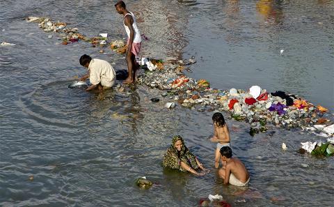 印度恒河治理计划有待商榷