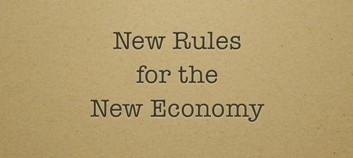 不可不知的网络经济 10 条常识