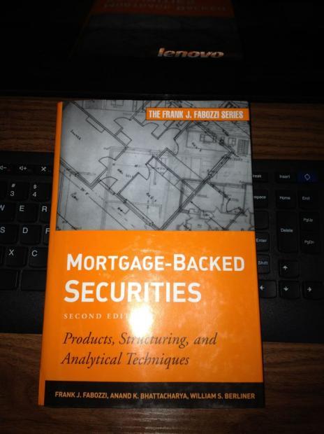 《抵押支持证券:结构与分析》译者序