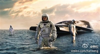 《星际穿越》让人感到恐惧
