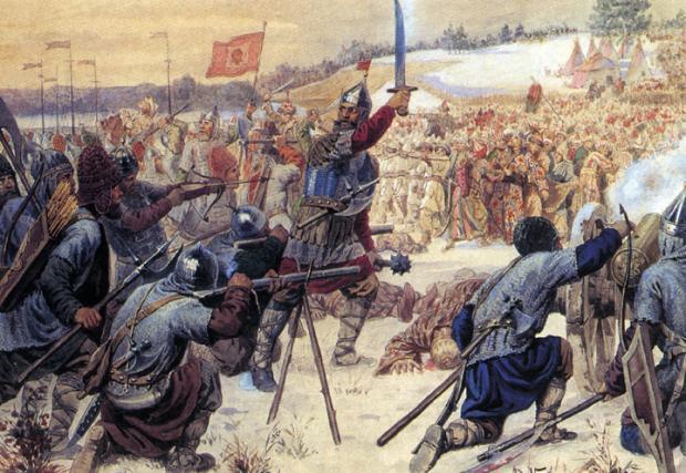 俄国食人族远征黑龙江始末