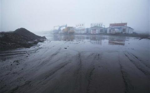 在华企业无视水危机