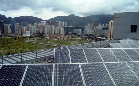 中国:城市小型太阳能发电设备发展受限