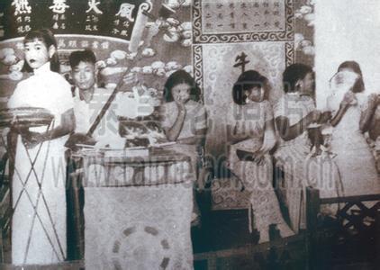 民国时期北京的说唱