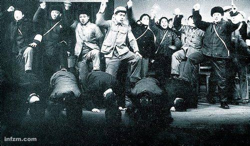 文革多名教师被学生迫害致死