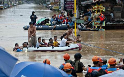 洪水防治 欧洲的五大经验