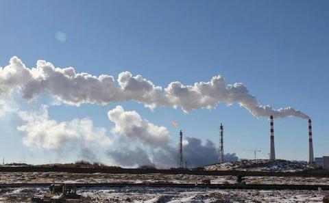 中国欲达减排目标仍需大力减煤