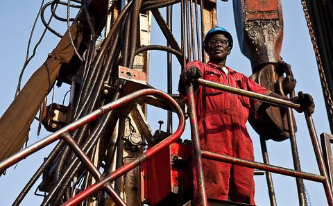 非洲正影响着中国石油企业
